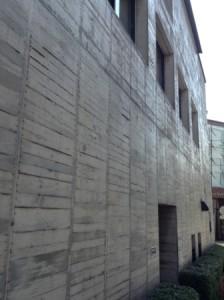 手間のかかった建物