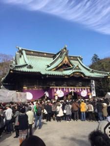 初詣は三嶋大社で。